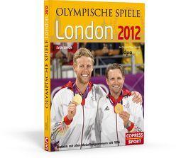 Olympische Spiele London 2012 von Deutsche Presse-Agentur,  dpa, Simon,  Sven