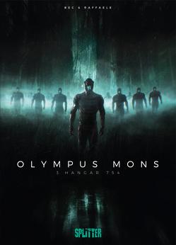 Olympus Mons. Band 3 von Bec,  Christophe, Raffaele,  Stefano
