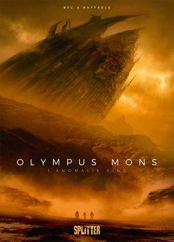 Olympus Mons. Band 1 von Bec,  Christophe, Raffaele,  Stefano
