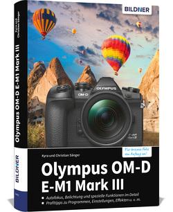 Olympus OM-D E-M1 Mark III von Spona,  Helma