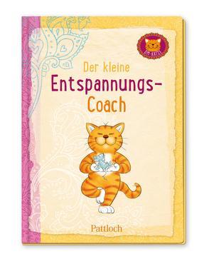 Om-Katze: Der kleine Entspannungscoach von Manneh,  Lisa