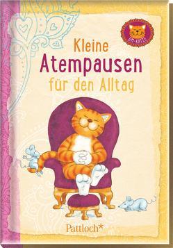 Om-Katze: Kleine Atempausen für den Alltag von Manneh,  Lisa