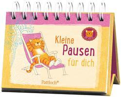 Om-Katze: Kleine Pausen für dich von Manneh,  Lisa