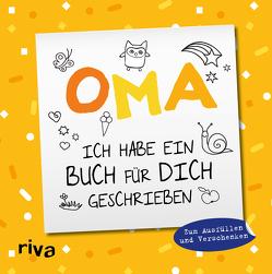 Oma, ich habe ein Buch für dich geschrieben Version für Kinder von Emma Sonnefeldt