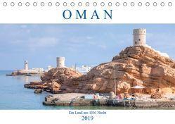 Oman – Ein Land aus 1001 Nacht (Tischkalender 2019 DIN A5 quer) von Kruse,  Joana