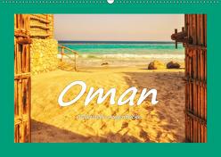 Oman – Malerische Augenblicke (Wandkalender 2019 DIN A2 quer) von Hackstein,  Bettina