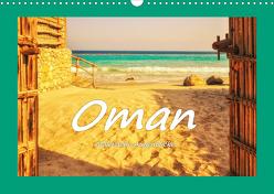 Oman – Malerische Augenblicke (Wandkalender 2020 DIN A3 quer) von Hackstein,  Bettina