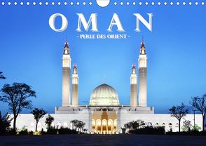Oman – Perle des Orients (Wandkalender 2020 DIN A4 quer) von Styppa,  Robert
