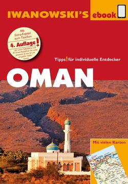 Oman – Reiseführer von Iwanowski von Homann,  Eberhard, Homann,  Klaudia