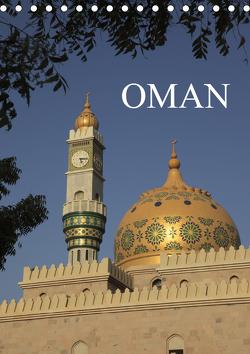 OMAN (Tischkalender 2021 DIN A5 hoch) von Matheisl,  Willy