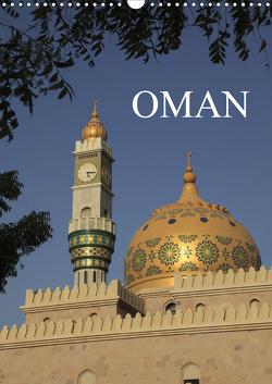 OMAN (Wandkalender 2021 DIN A3 hoch) von Matheisl,  Willy