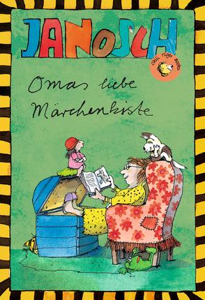 Omas liebe Märchenkiste von Janosch