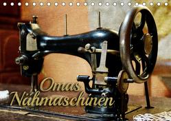 Omas Nähmaschinen (Tischkalender 2020 DIN A5 quer) von Bleicher,  Renate