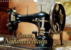 Omas Nähmaschinen (Wandkalender 2019 DIN A4 quer) von Bleicher,  Renate
