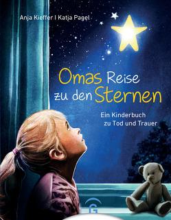 Omas Reise zu den Sternen von Kieffer,  Anja, Pagel,  Katja
