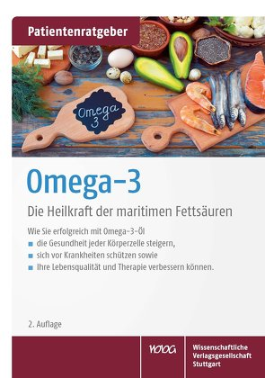 Omega-3 von Gröber,  Uwe, Kisters,  Klaus