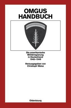 OMGUS-Handbuch von Weisz,  Christoph