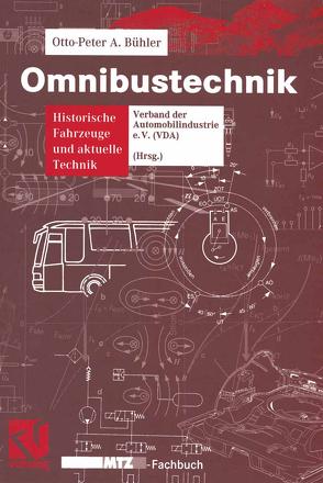 Omnibustechnik von Bühler,  Otto-Peter A., Hoepke,  Erich