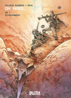 On Mars_ Band 2 von Grun, Runberg,  Sylvain