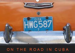 On the road in Cuba (Wandkalender 2019 DIN A3 quer) von Ristl,  Martin