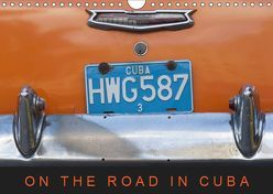 On the road in Cuba (Wandkalender 2019 DIN A4 quer) von Ristl,  Martin