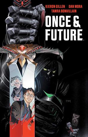 Once & Future 1 von Gillen,  Kieron, Mora,  Dan