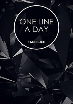 One Line a Day – Das Tagebuch für deine Gedanken zum Tag von Day Dreamer