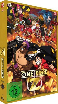 One Piece – 11. Film: One Piece Z – DVD von Nagamine,  Tatsuya