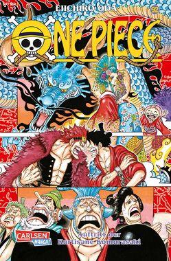 One Piece 92 von Bockel,  Antje, Oda,  Eiichiro
