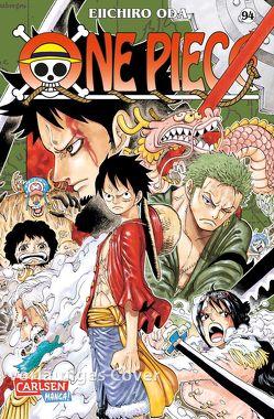One Piece 94 von Bockel,  Antje, Oda,  Eiichiro