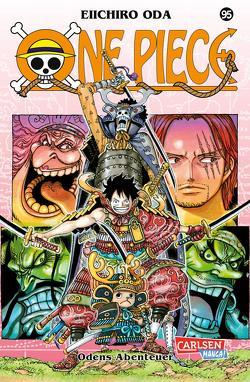 One Piece 95 von Bockel,  Antje, Oda,  Eiichiro
