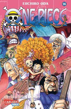 One Piece 96 von Bockel,  Antje, Oda,  Eiichiro