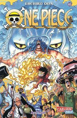 One Piece 65 von Bockel,  Antje, Oda,  Eiichiro