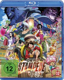One Piece Movie 13: Stampede – Blu-ray von Otsuka,  Takashi