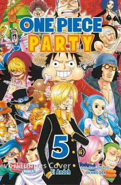 One Piece Party 5 von Andoh,  Ei, Bockel,  Antje, Oda,  Eiichiro