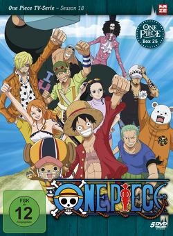 One Piece – TV-Serie – Box 25 (Episoden 747-779) von Miyamoto,  Hiroaki, Sakai,  Munehisa, Shimizu,  Junji, Uda,  Kônosuke