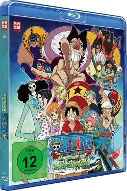 One Piece TV Special 4 – Episode of Nebulandia – Blu-ray von Uda,  Kônosuke