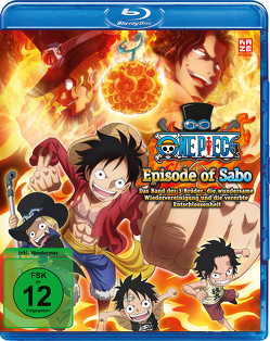 One Piece TV Special 6 – Episode of Sabo – Blu-ray von Koga,  Gou