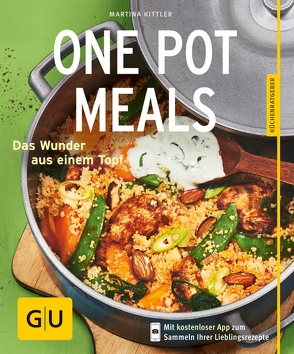 One Pot Meals von Kittler,  Martina