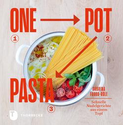 One Pot Pasta von Fauda-Rôle,  Sabrina, Frauendorf-Mössel,  Christine, Ida,  Akiko