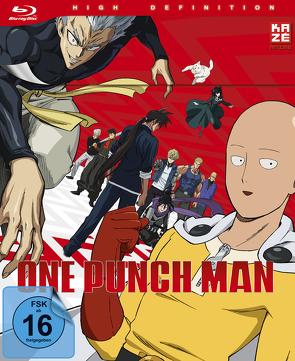 One Punch Man 2 – Blu-ray 1 mit Sammelschuber (Limited Edition) von Sakurai,  Chikara
