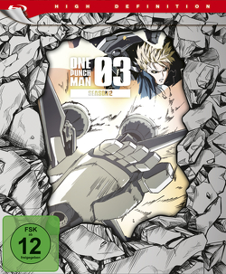 One Punch Man 2 – Blu-ray 3 von Sakurai,  Chikara