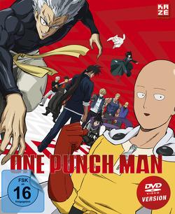 One Punch Man 2 – DVD 1 mit Sammelschuber (Limited Edition) von Sakurai,  Chikara