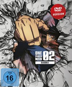 One Punch Man 2 – DVD 2 von Sakurai,  Chikara