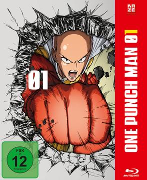 One Punch Man – Blu-ray 1 von Natsume,  Shingo