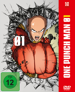 One Punch Man – DVD 1 von Natsume,  Shingo