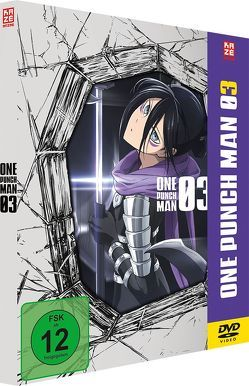 One Punch Man – DVD 3 (Episoden 9-12 und OVA 5+6) von Natsume,  Shingo