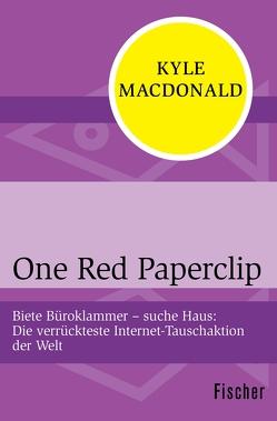 One Red Paperclip von Albrecht,  Katy, MacDonald,  Kyle