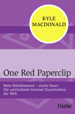 One Red Paperclip von Albrecht,  Katy, MacDonald,  Kyle