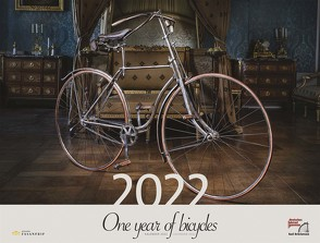 One year of bicycles 2022 von Rüssmann,  Peter